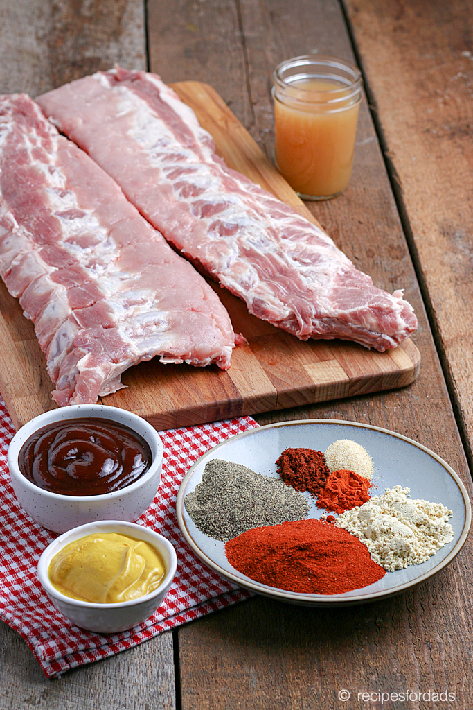 seasonings and rubs to use with ribs