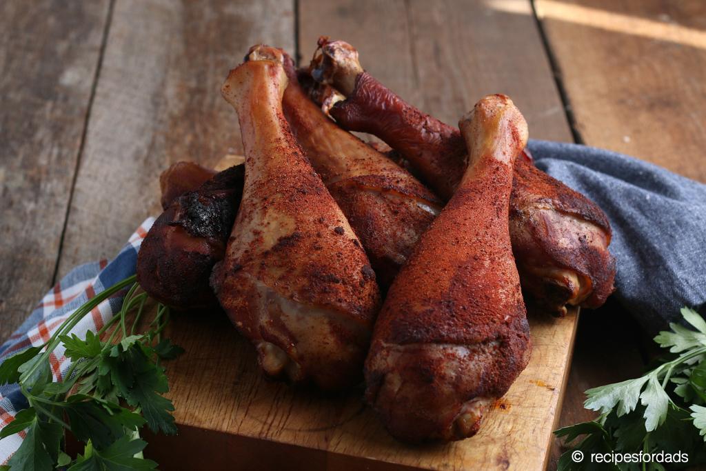 smoked turkey legs